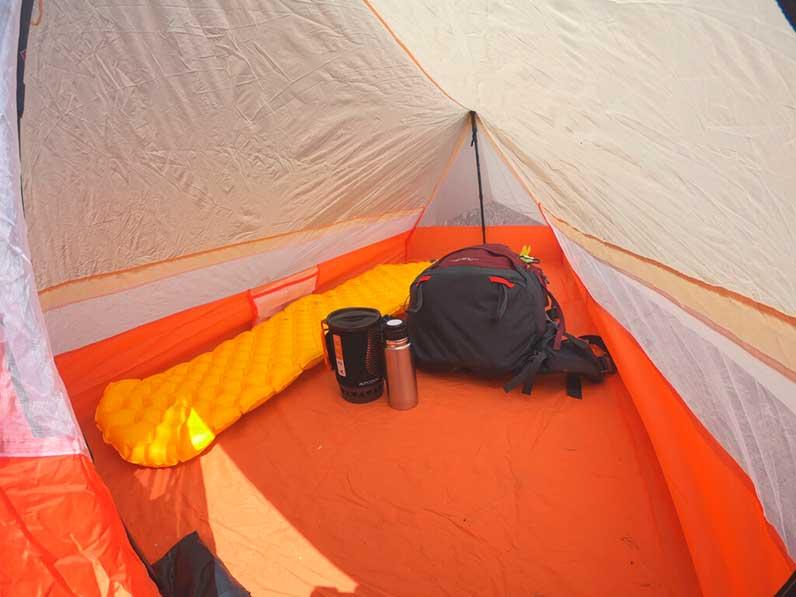 42147314c Barracha Trekking 2 e isolante térmico Sea To Summit