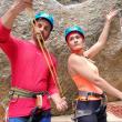 Nós de escalada: 10 nós essenciais que todo escalador deve saber
